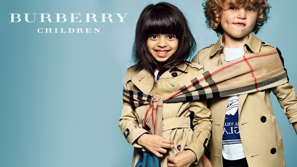 First Pakistani model for Burberry