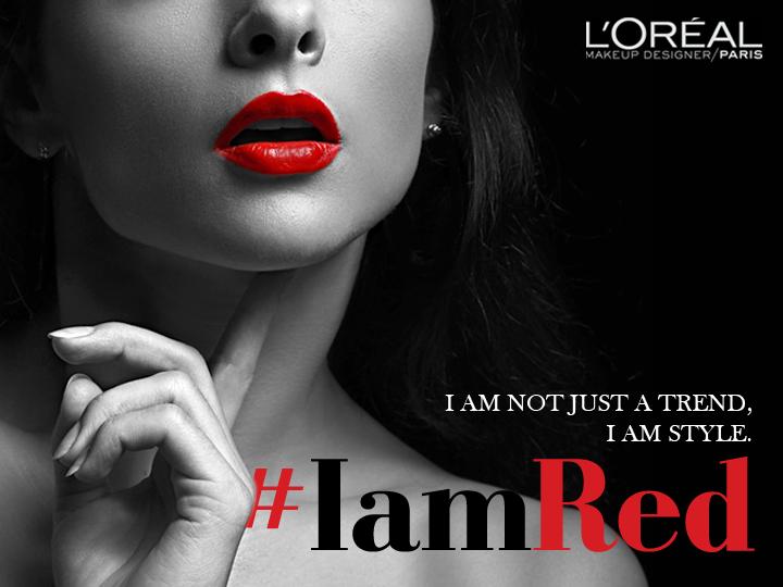 Collection Exclusive Pure Reds by L'Oréal Paris