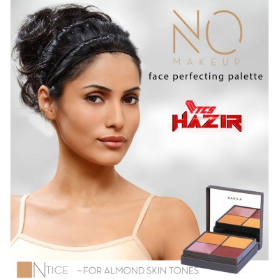 "All you need to know about ""No Makeup Palette"" by Nabila"
