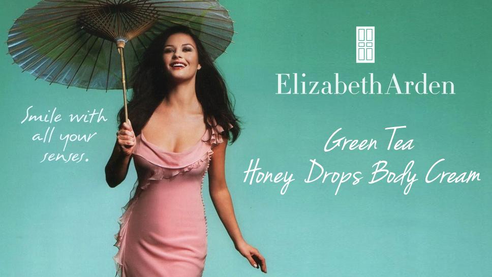 Green Tea Honey Drops Body Lotion by Elizabeth Arden