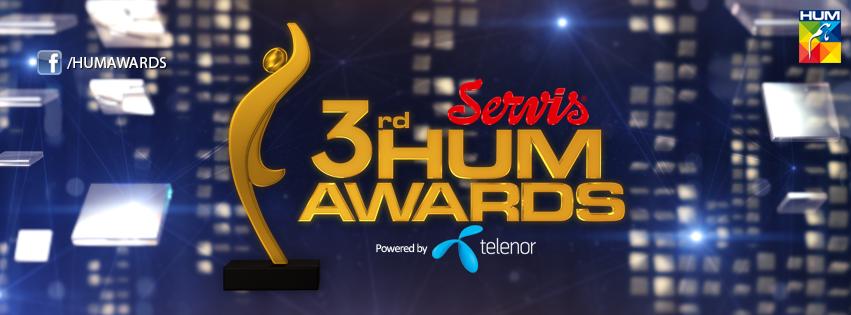 Servis 3rd HUM AWARDS 2015