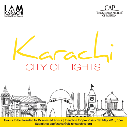 Karachi City of Lights Festival 2015