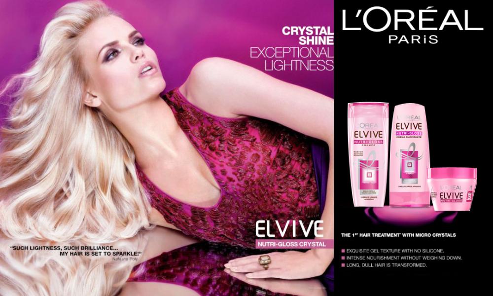 Elvive Nutri Gloss Range by L'Oréal Paris