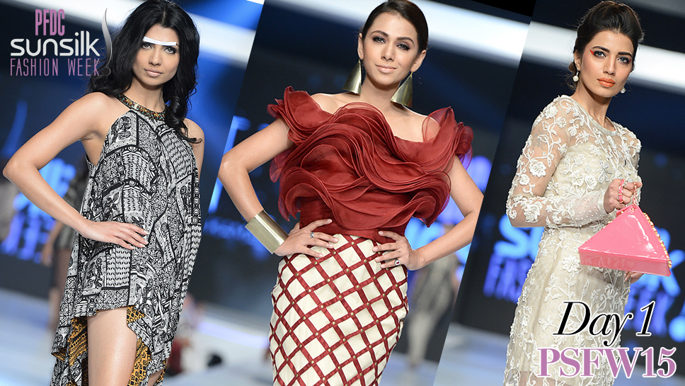PSFW15 summed up! Day 1