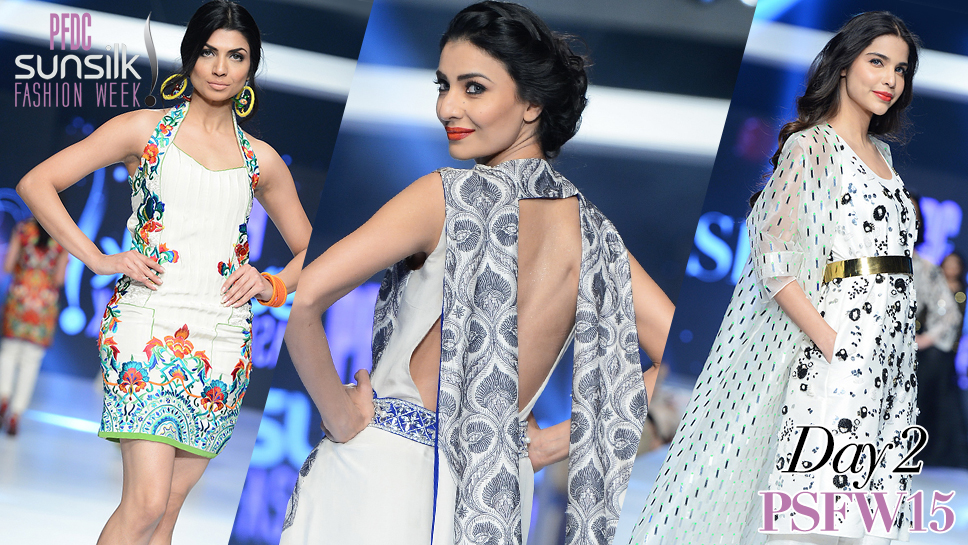 PSFW15 summed up! Day 2