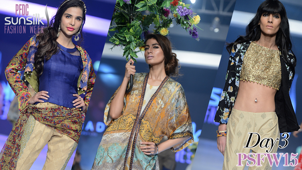 PSFW15 summed up! Day 3 – Voile Shows