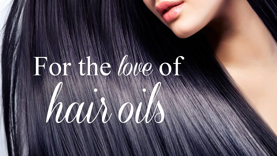 5 must have hair oils