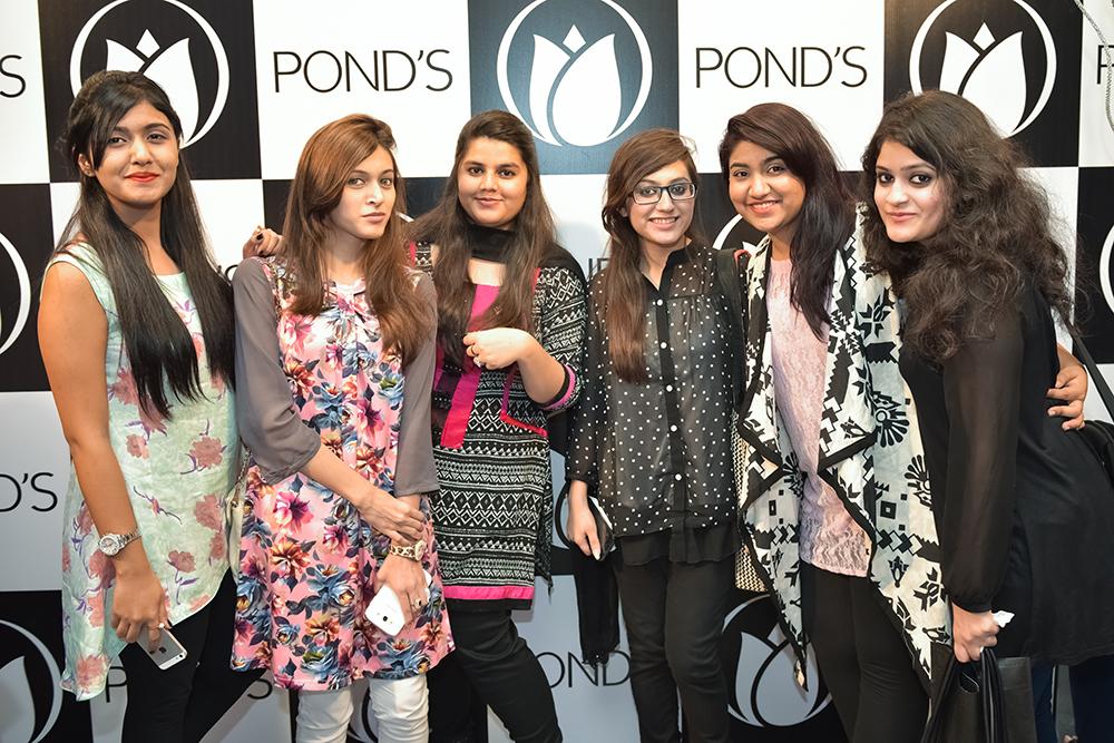 Unlocking Inner Glow with Pond's Pakistan