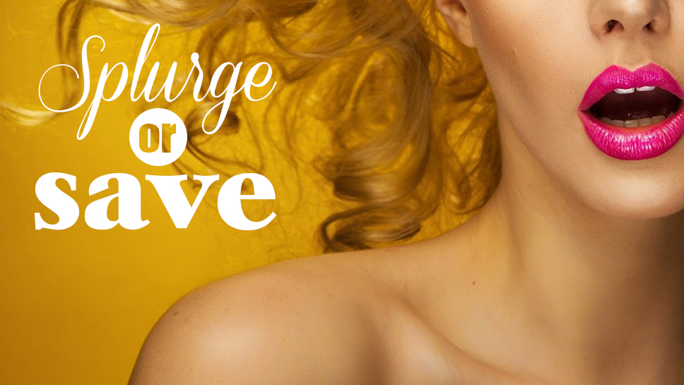 Splurge or Save Series – Lipstick