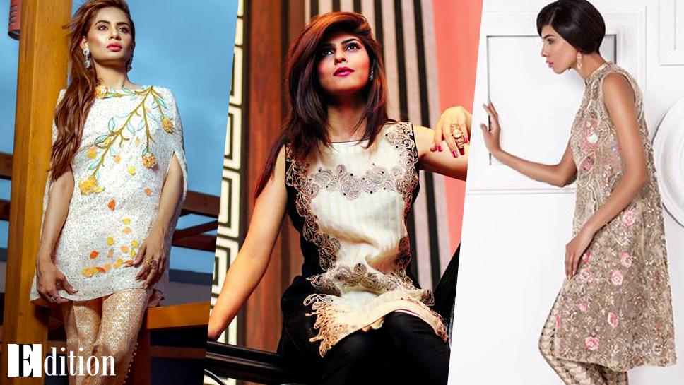 Eid-ul-Fitr: 3 Days, 3 Dresses