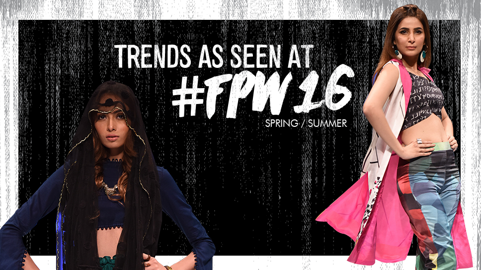 Trends as seen at FPW16