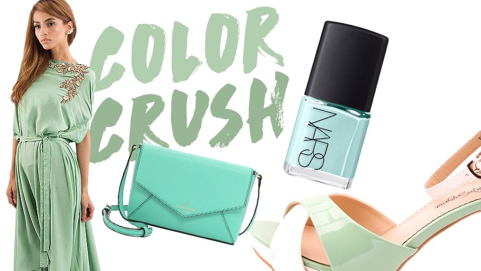 Color Crush: Mint