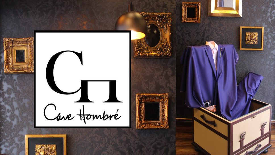 Cave Hombre Store Launch