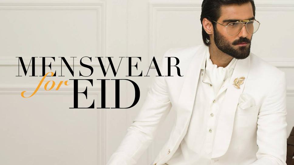 Menswear for Eid