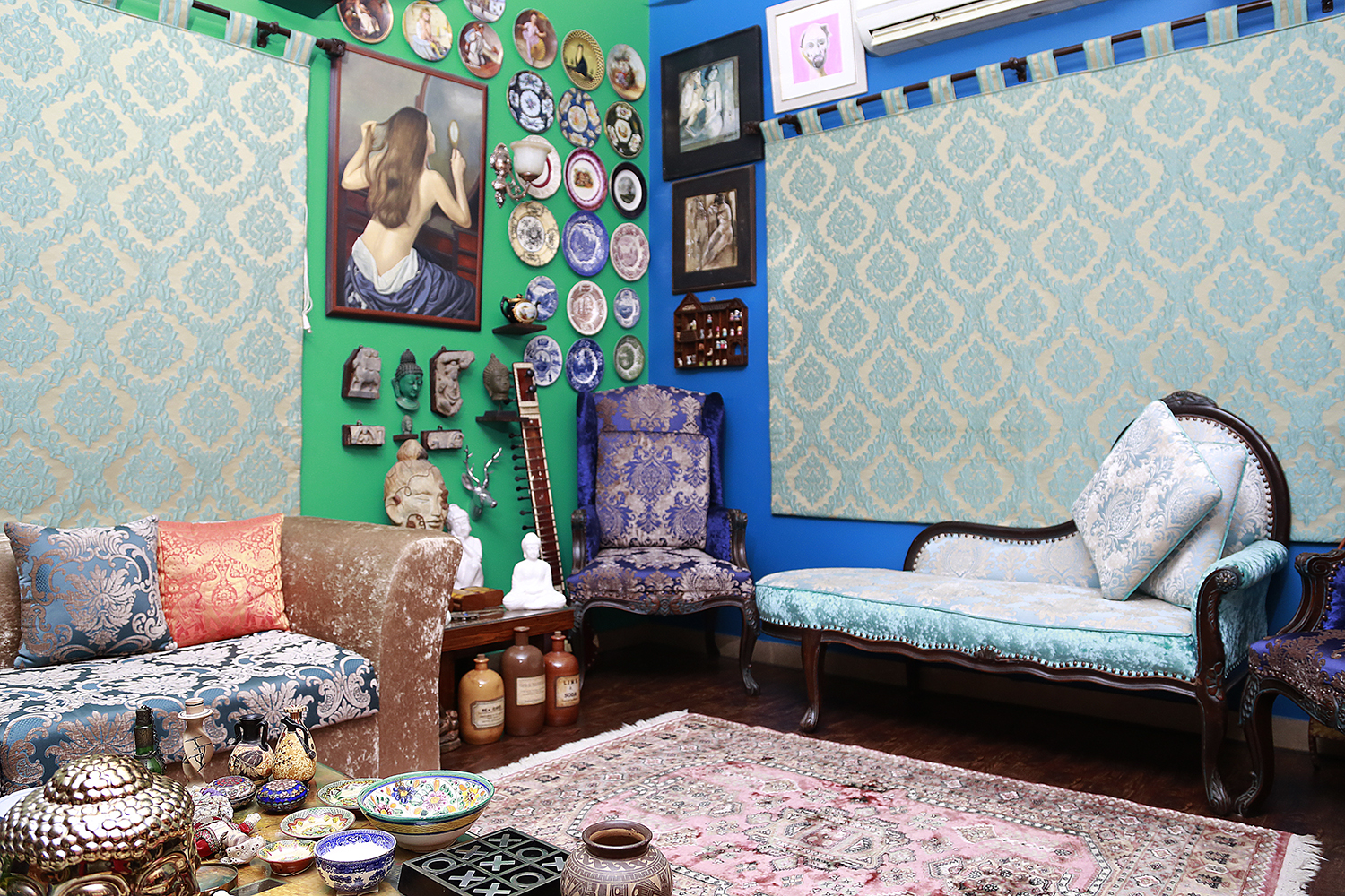 Living Spaces with Aly Asghar Naqvi