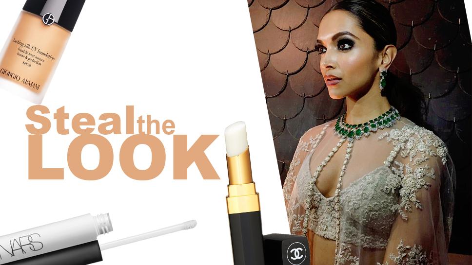 Steal the look: Deepika Padrone