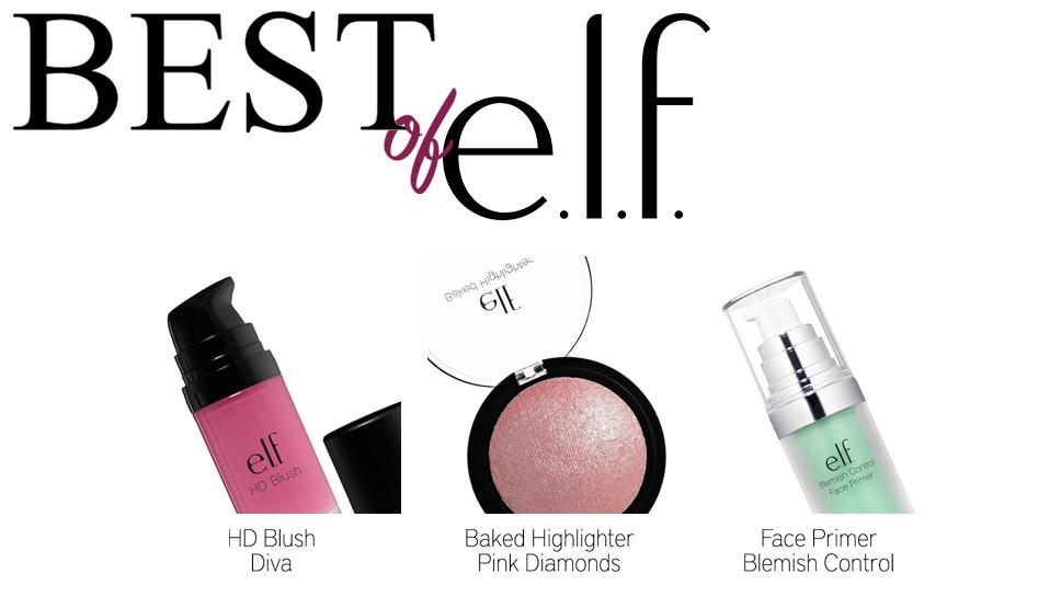 Top 9 picks from e.l.f Cosmetics