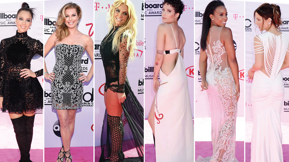 Best Dressed at Billboard Music Awards 2016
