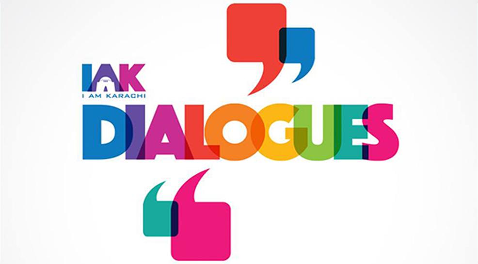 Reclaiming Karachi with Dialogues