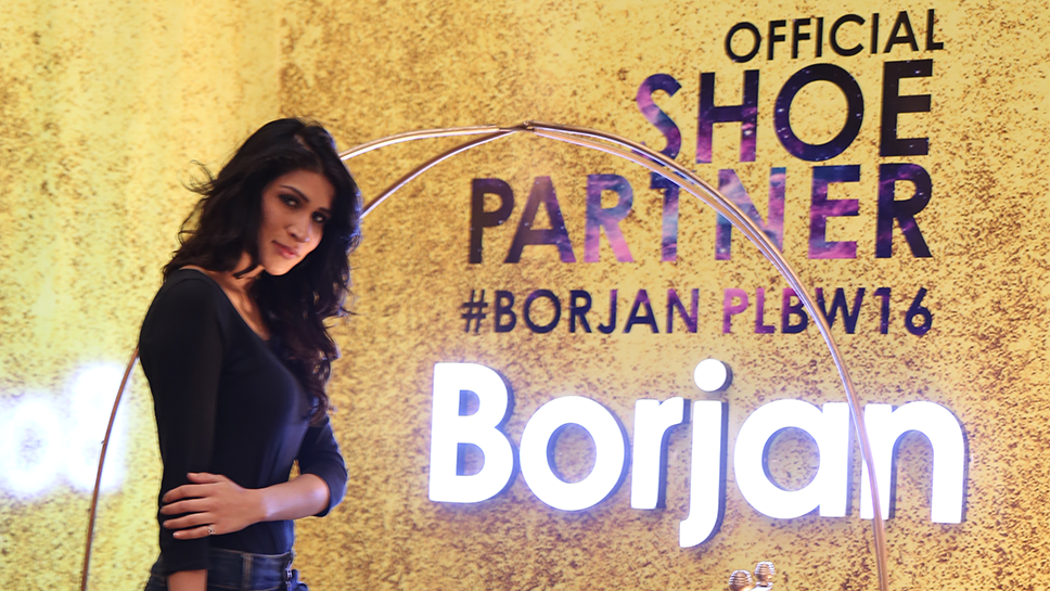 The fashion walk with Borjan