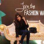 The fashion walk with Borjan