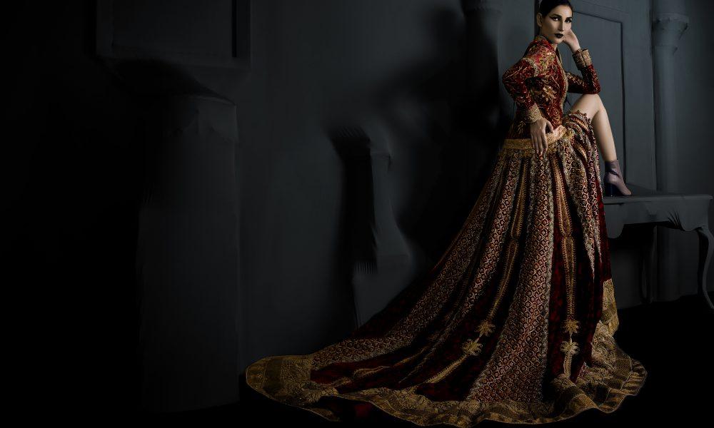 """June 2016 – Shamaeel Ansari's """"Couture Paramnesia"""""""
