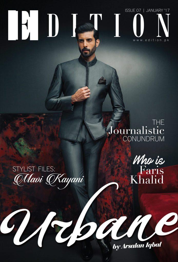 "January 2017 – Arsalan Iqbal's ""Urbane"""