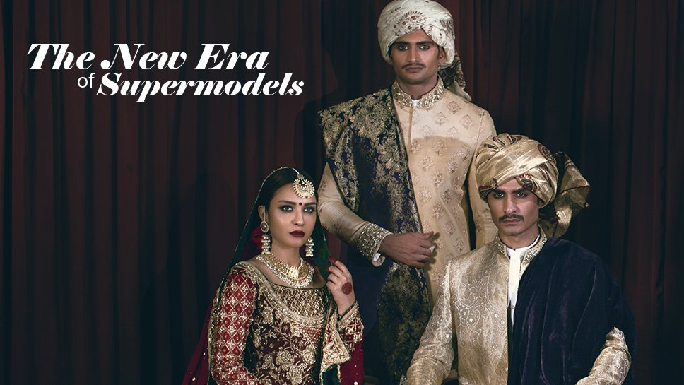 The New Era Of Supermodels by Deepak n Fahad
