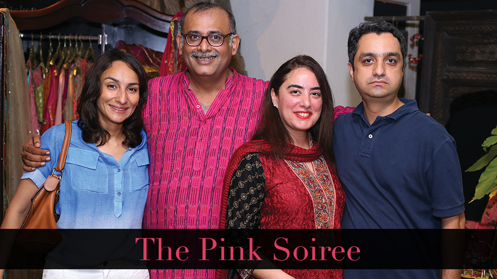 The Pink Soiree