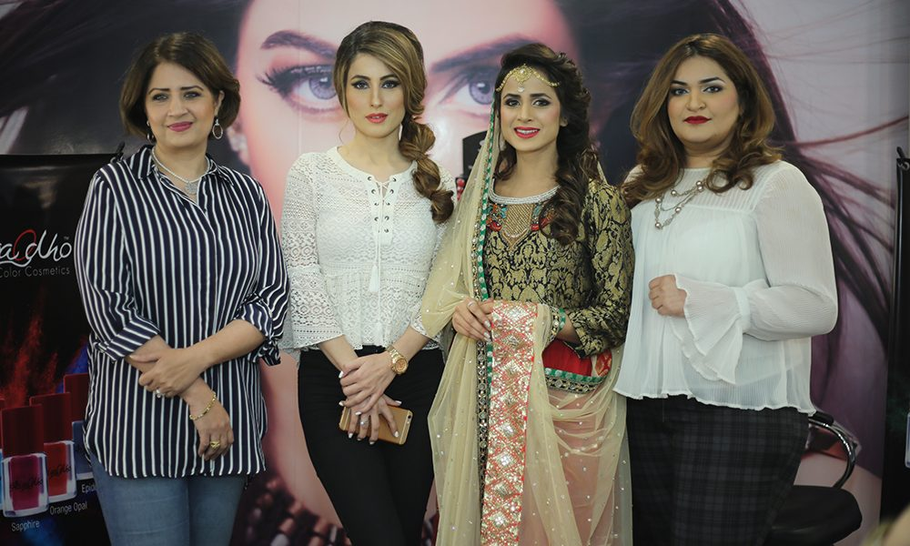 Women's Day Celebration with Atiqa Odho at Mona J Salon