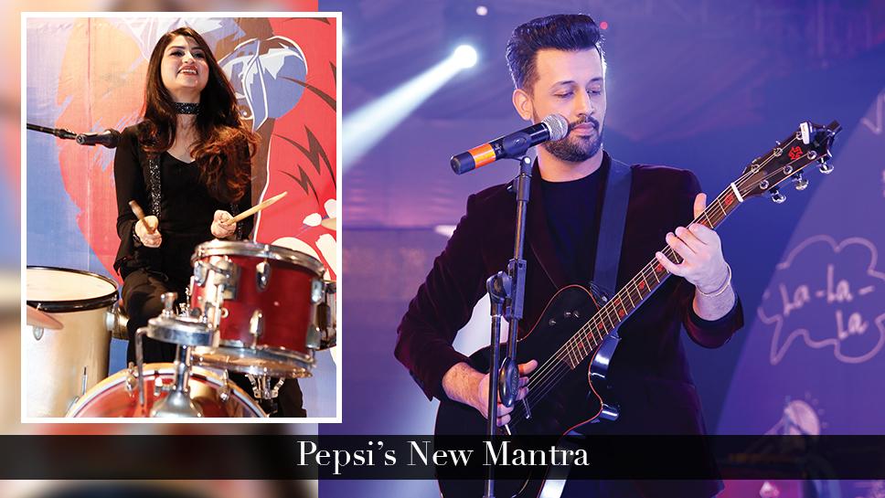 Pepsi's New Mantra