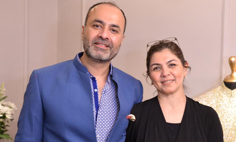 Deepak Perwani's Bridal Atelier Launch