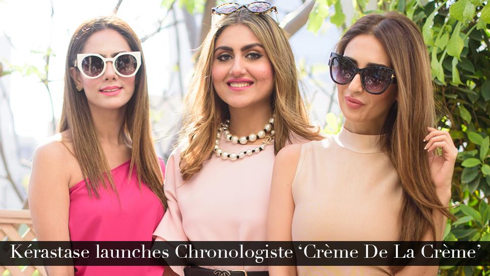 Kérastase launches Chronologiste 'Crème De La Crème'