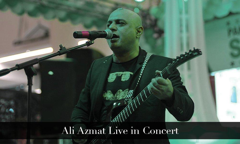 Ali Azmat Live in Concert