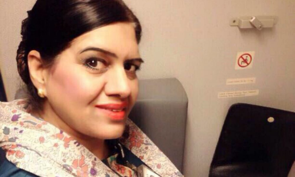 PIA air hostess Sabira Rizvi talks age and being internet famous