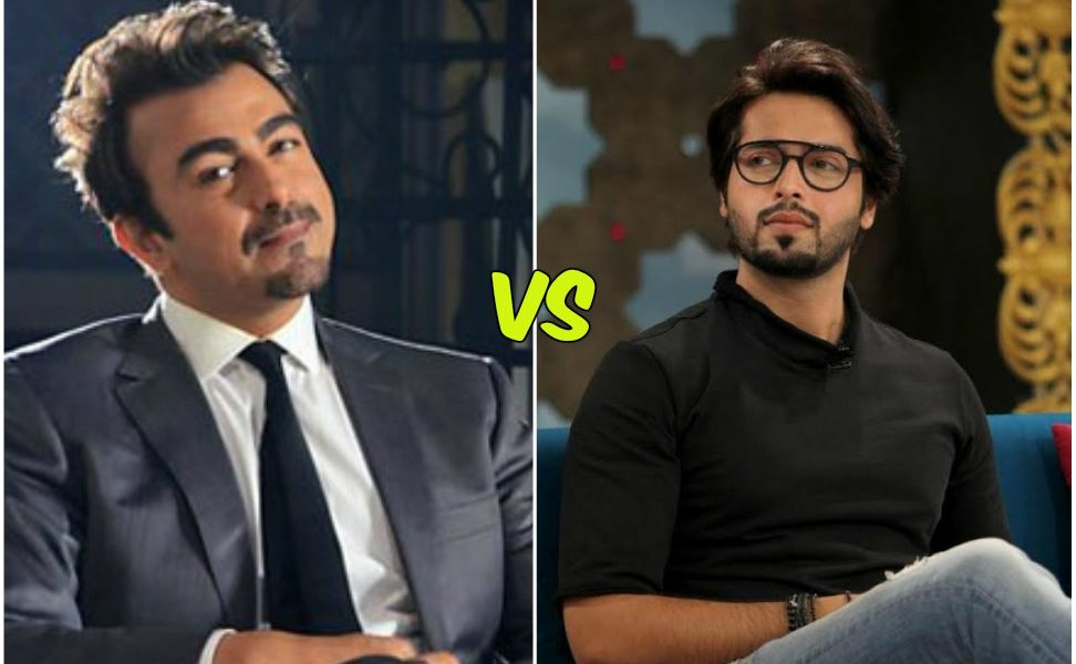 Shaan calls out Fahad Mustafa on Bollywood comment