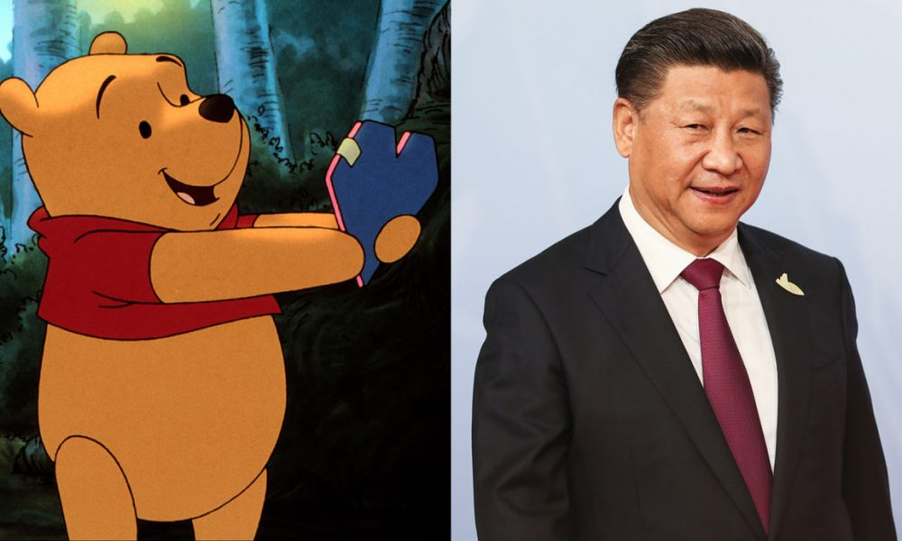 Why Winnie the Pooh is banned in China