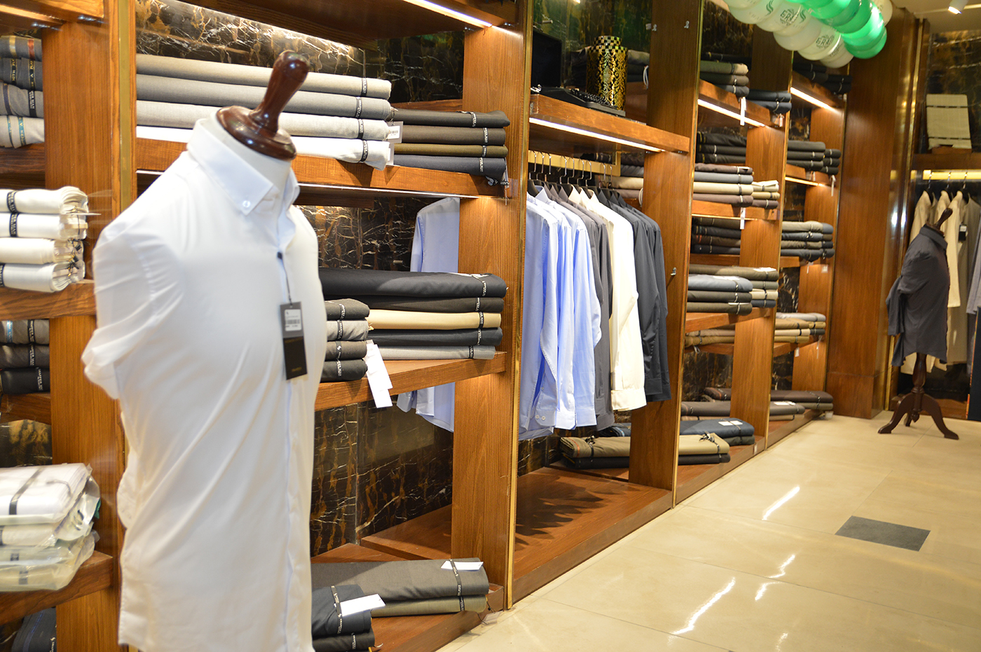 Shaffer by Grace Fabrics Launched at Lucky One Mall