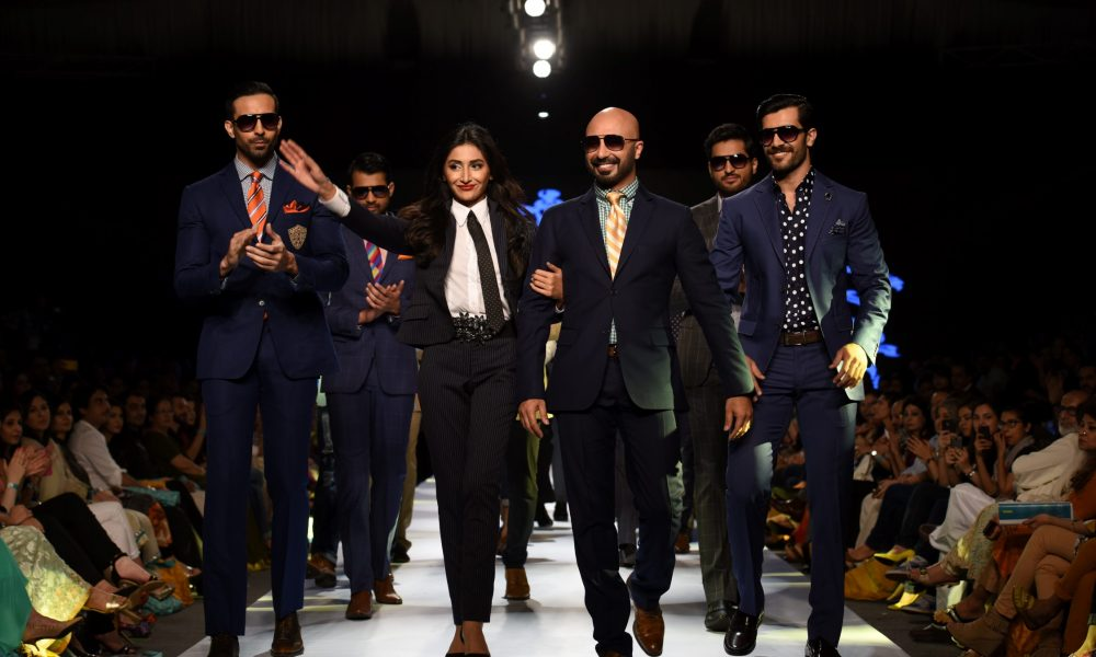 HSY is going solo (but he's not boycotting fashion week)