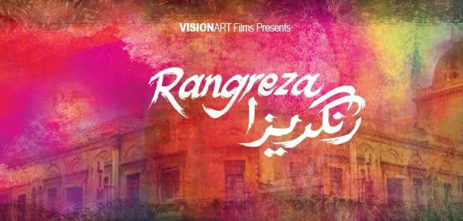 Rangreza's fun-filled poster is out and we love the first look