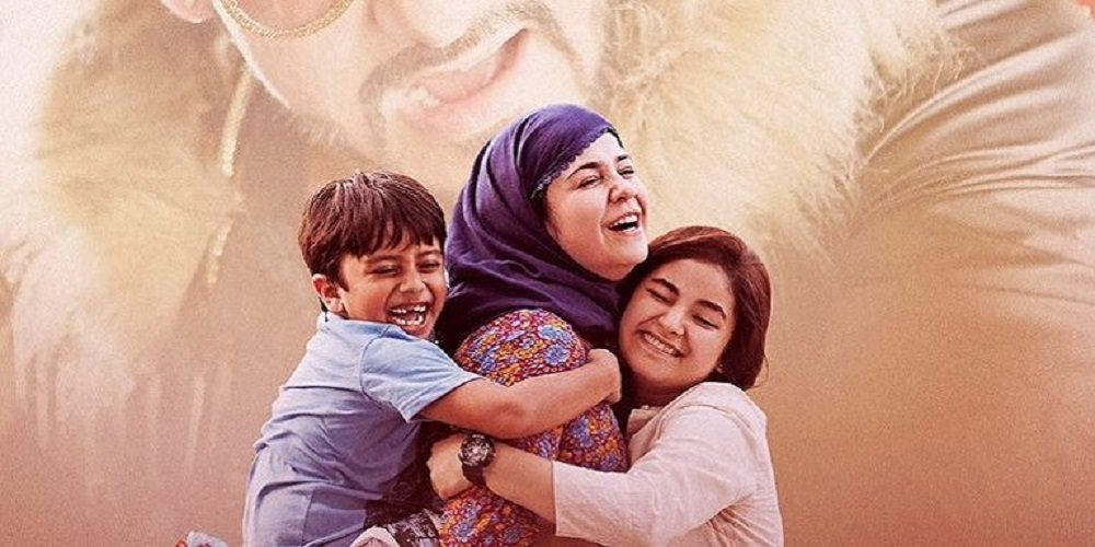 Secret Superstar cherishes daily love and struggle