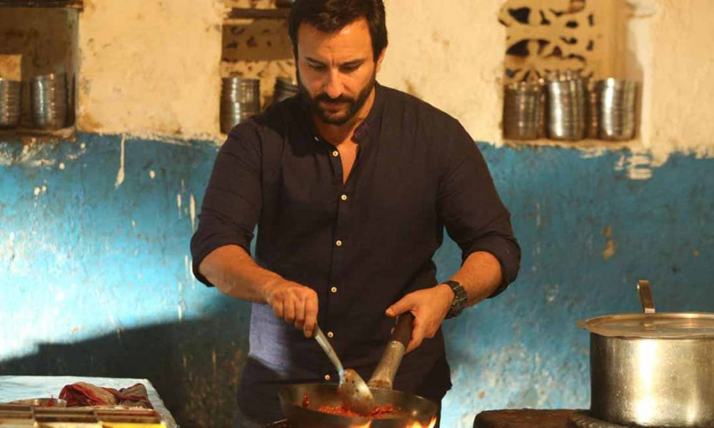 Saif Ali Khan's Chef is bittersweet