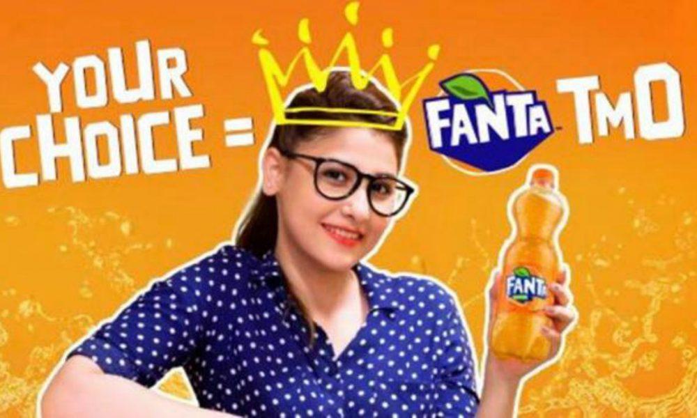 Meet the new Fanta Teen Marketing Officer: Hina Altaf