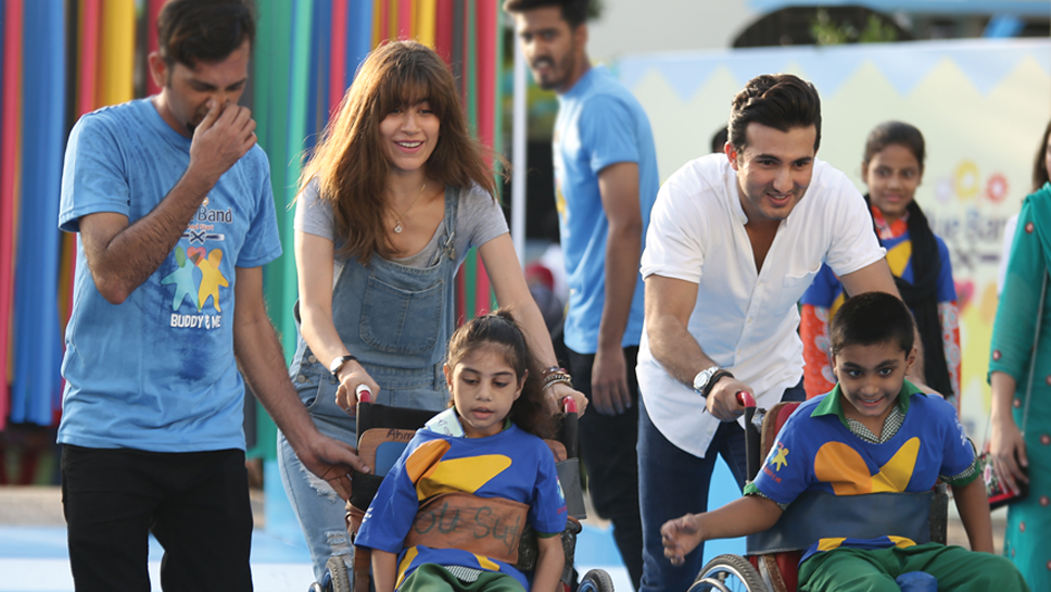 Blue Band Margarine & Special Olympics Pakistan joined hands for an inclusive society