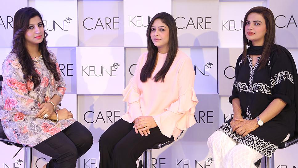 Keune Hair CARE Launch