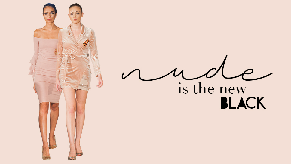 Nude Is The New Black