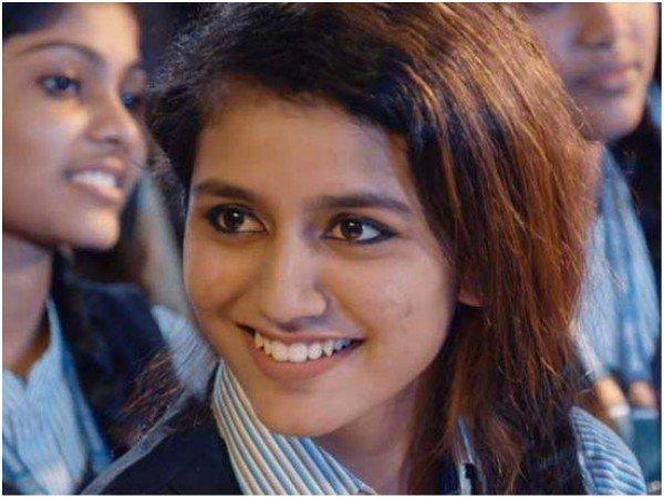 How 10 seconds changed Priya Prakash Varrier's life