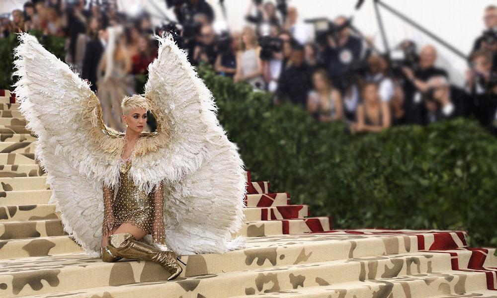 10 fabulously OTT looks from the Met Gala 2018