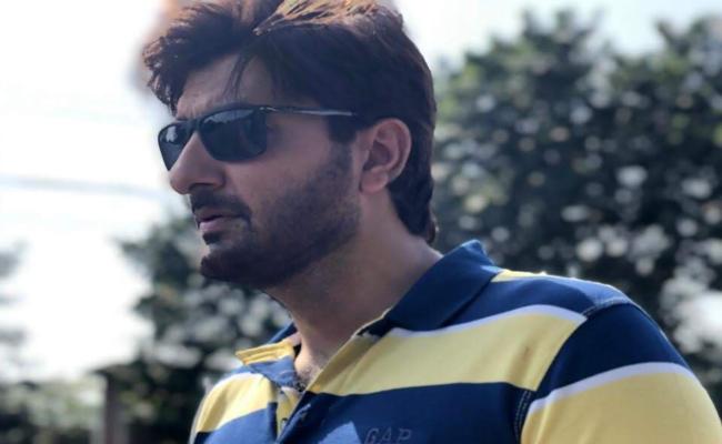 Syed Jibran talks about his mysterious character in 'Ranjha Ranjha Kardi'