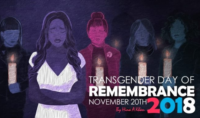 Transgender Remembrance Day 2018